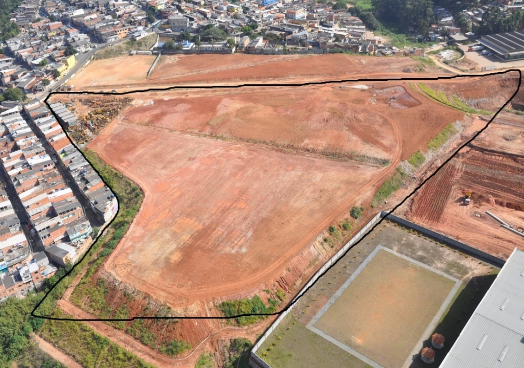 Terreno Industrial Osasco 2