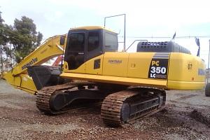 Venda de Escavadeiras Usadas em SP